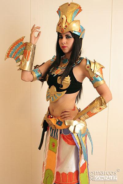 Egyptian Princess by Quetos