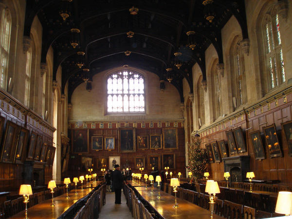hogwarts castle great hall - photo #24