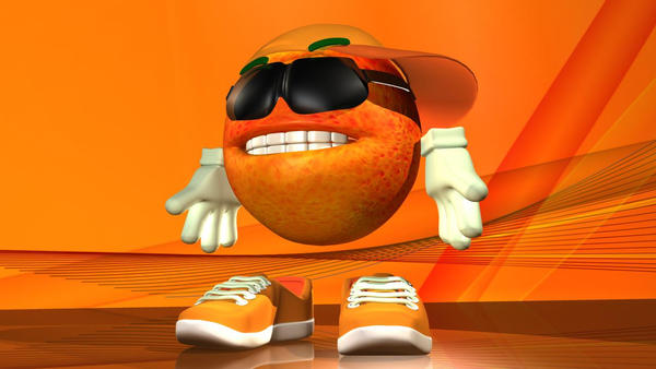 Cool orange by smeez2003 on deviantart for Coole vorha nge