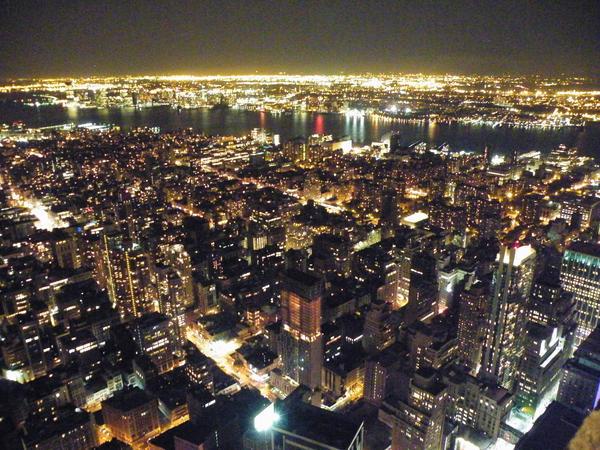 New York Skyline by NoToRiOuSxxxNaTaLiE