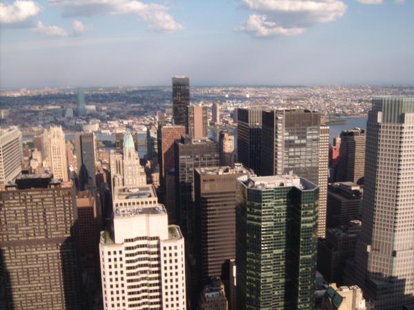New York Daytime 2 by NoToRiOuSxxxNaTaLiE