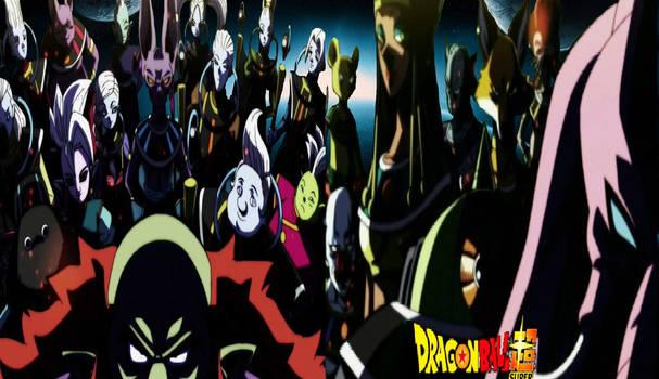 Dragon Ball Super Deities Wallpaper