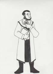 Imperial Rationalist Priest