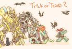 2007 Trick or treat?