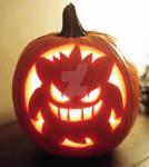 Gengar Pumpkin