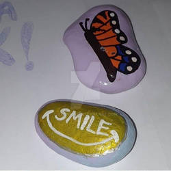 Smile Butterfly