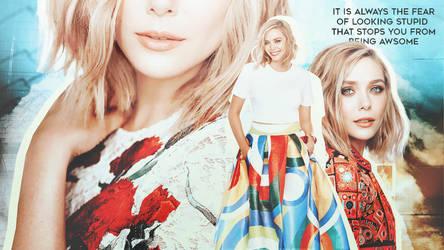 Elizabet Olsen Wallpaper 02