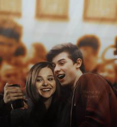 Shawn Mendes and Chloe Moretz Manip