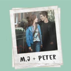 Mj and  Peter Manip