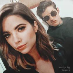 Ashley y Daniel (Manip)