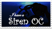''I have a Siren OC'' Stamp by SuperMarioOrigins