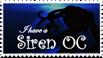 ''I have a Siren OC'' Stamp by SuperMarioOrigins