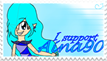I support Aina by SuperMarioOrigins