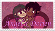 I support Angel x Dorien by SuperMarioOrigins