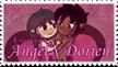 I support Angel x Dorien by SuperMarioOrigins
