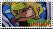 TeLink Stamp by SuperMarioOrigins