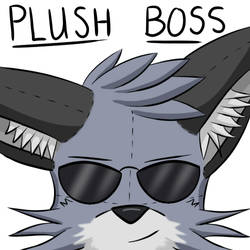 Plush Boss!