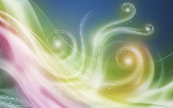 Curly Wallpaper 1280x800 by blOntj