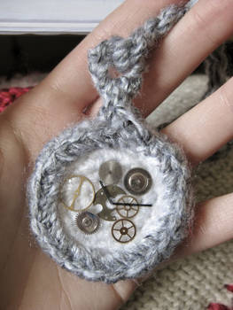 Crochet Pocked Watch