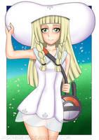 Lillie (Pokemon Sun and Moon) by JasonBreak