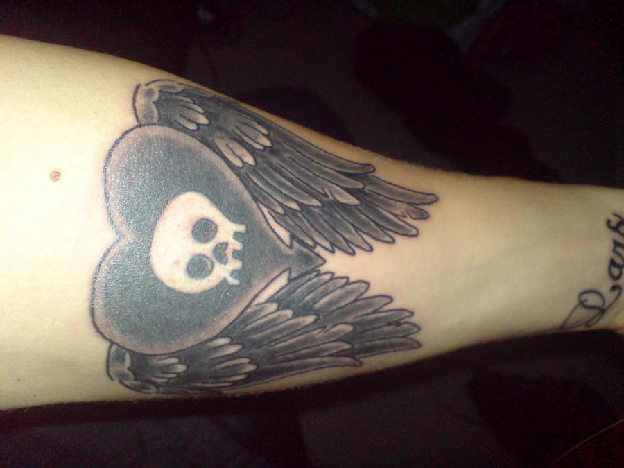 Alkaline trio tattoo by ~Oarbit on deviantART
