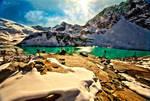 Lake Wedgemount