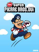 Super Pierre Bros. Oui by Jonnyetc