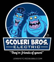 Scoleri Bros. Electric by Jonnyetc