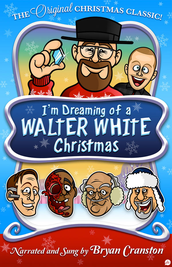Breaking Bad Animated Christmas Special by Jonnyetc