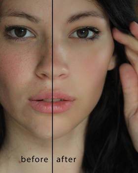Beauty Retouche Practice