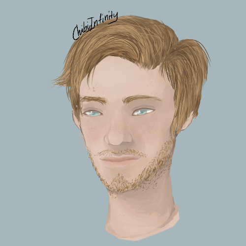 Pewdiepie by ChibiInfinity