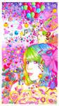Momo, it's PARTY Time--- by Hikaru9u9
