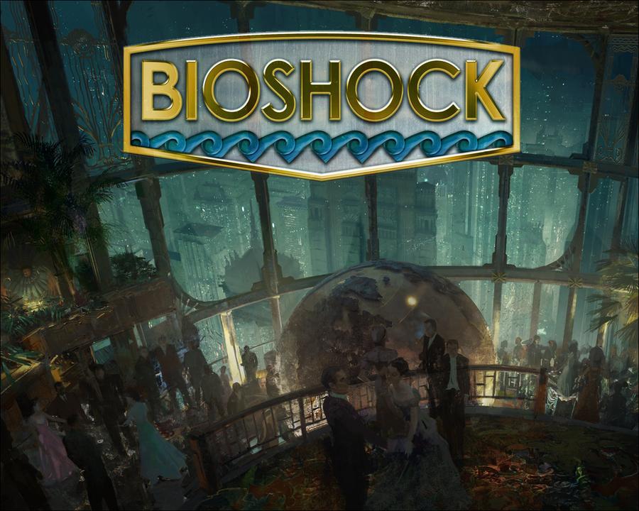 bioshock wallpaper. Bioshock Wallpaper by ~Gigsav