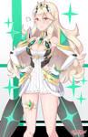 Mythra's Spirit x Corrin