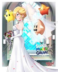 Happy 12 Years Super Mario Galaxy