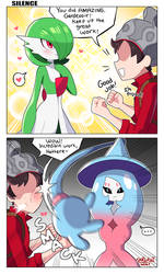 Silent Pokemon
