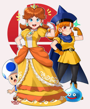 Tomboy Princesses