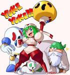 YUKE-YUKE TROUBLE MAKERS