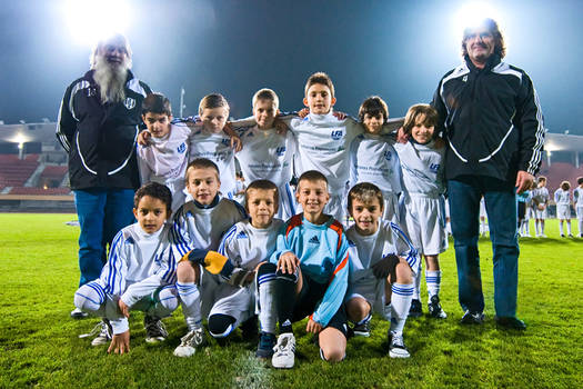 Lausanne Foot Academy