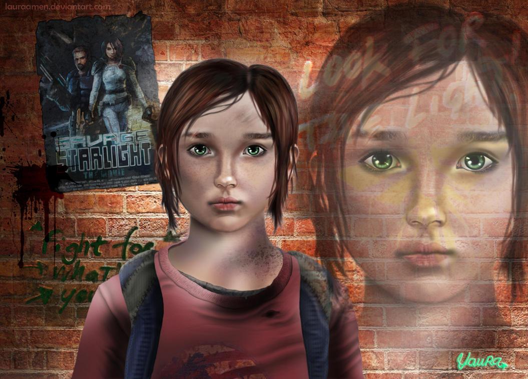 Ellie by Lara-Blue