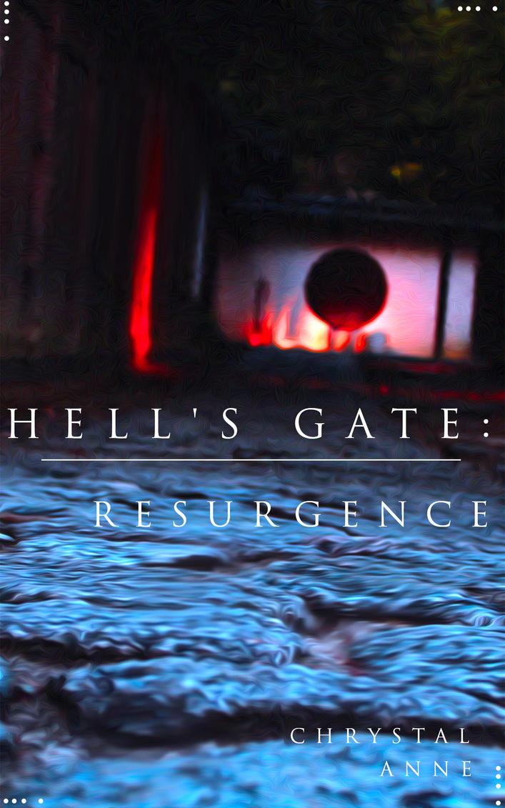 Hell's Gate Book 2 art by Chrystal-Phoenix