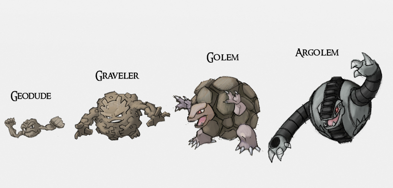 The gallery for --> Geodude Pokemon Evolution