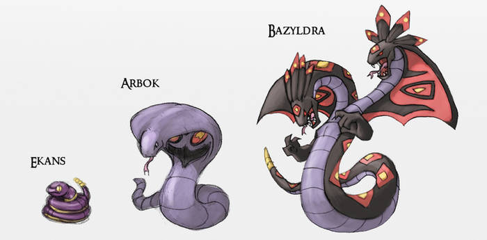 Terror Snakes by Either-Art