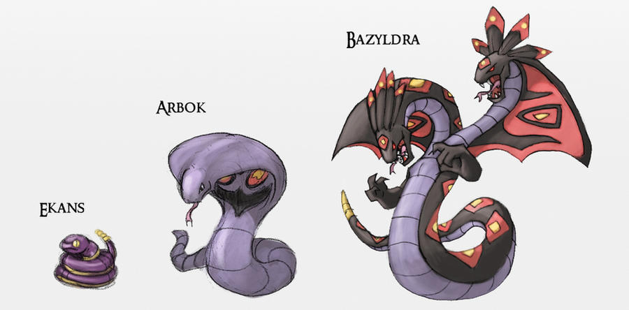 Terror Snake... What Level Does Ekans Evolve In Silver