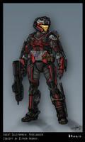 My Favorite Spartan Design