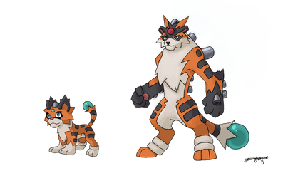 Steam Tigers