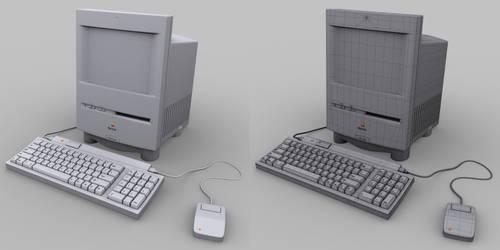 Mac Color Classic Front