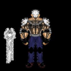 Toonman Rogue: Skulljack by mr-redx
