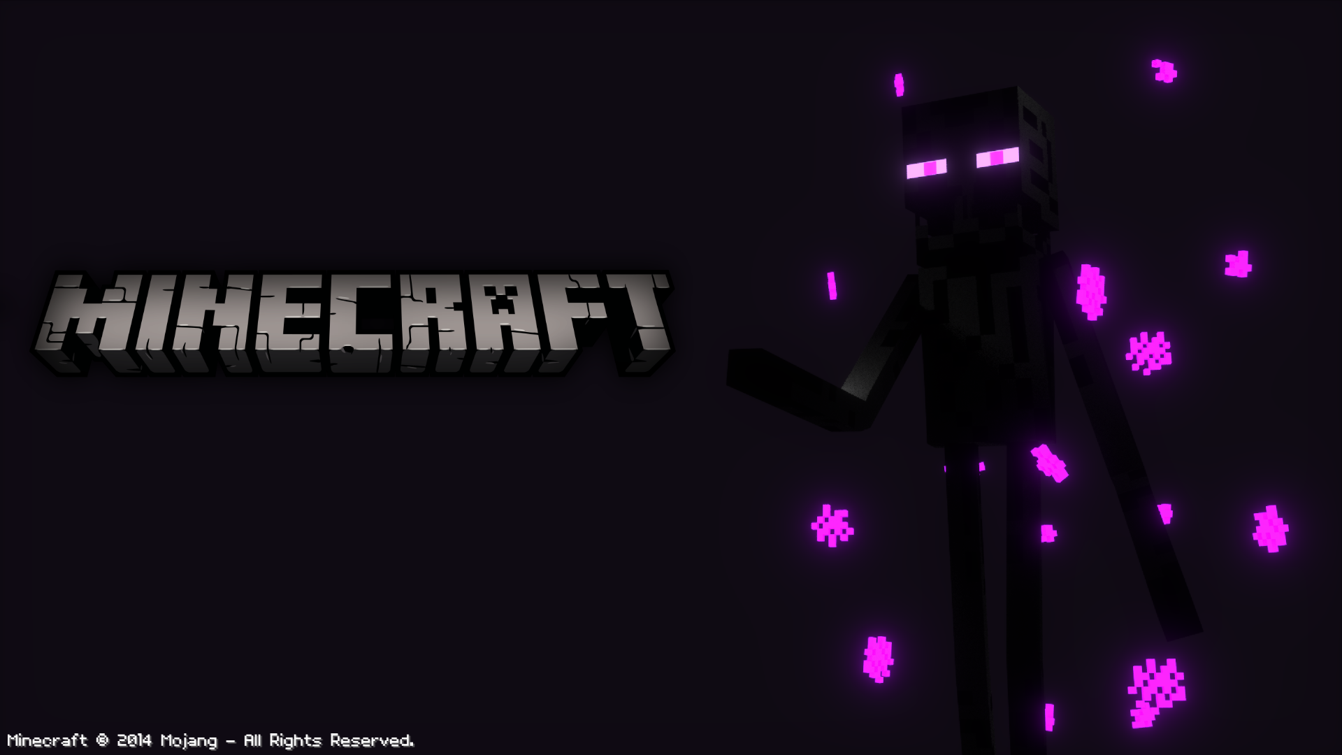 enderman minecraft wallpaper wolf -#main