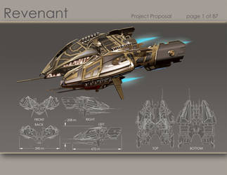 Revenant - EvE Online Contest by Origim
